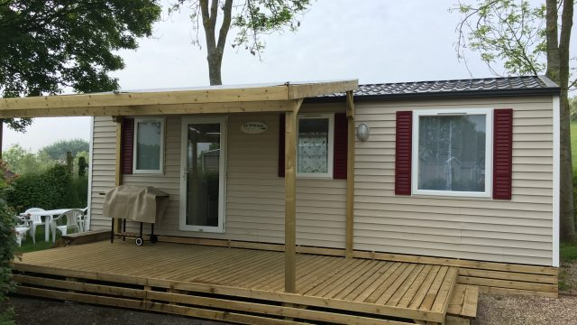 Mobil Home 6 Pers.